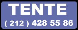 Büyükçekmece Tente- 428 55 86
